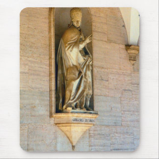 Montecassino, papa Gregorio VII Alfombrilla De Ratón