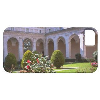 Montecassino, patio del jardín iPhone 5 fundas