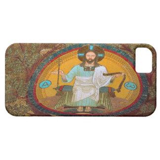 Montecassino, pintura de Cristo iPhone 5 Fundas