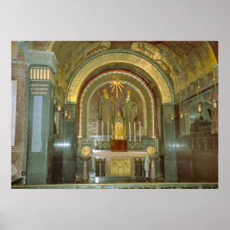 Montecassino, Reserved sacrament Poster