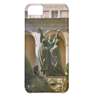 Montecassino, Statue in the courtyard Case For iPhone 5C