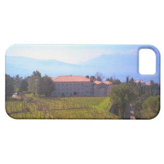 Montecassino, vinyard de la abadía iPhone 5 carcasa