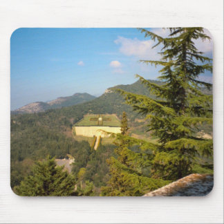Montecassino, War graves site Mouse Pads