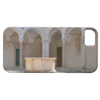 Montecassino, Well in the courtyard iPhone SE/5/5s Case
