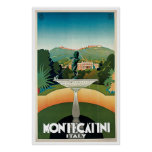 Montecatini Posters