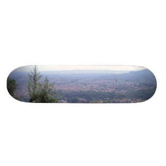 Montecatini Terme Skateboard Deck