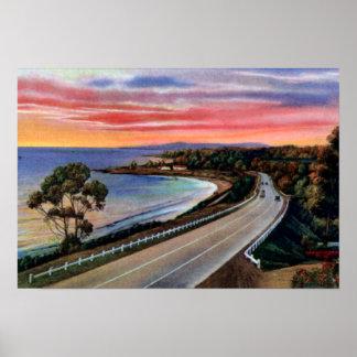 Montecito California Print