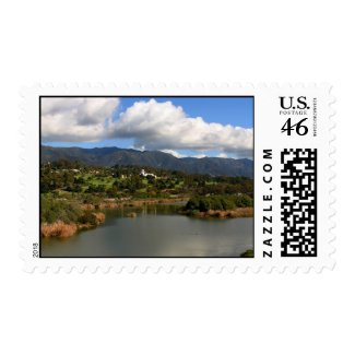 Montecito stamp