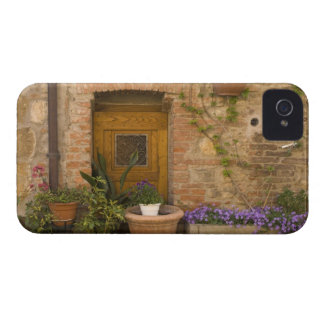 Montefollonico, Val d'Orcia, Siena province, 2 iPhone 4 Case-Mate Case