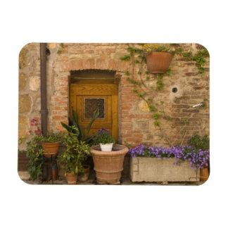 Montefollonico, Val d'Orcia, Siena province, 2 Magnet