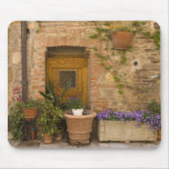 Montefollonico, Val d'Orcia, Siena province, 2 Mouse Pad