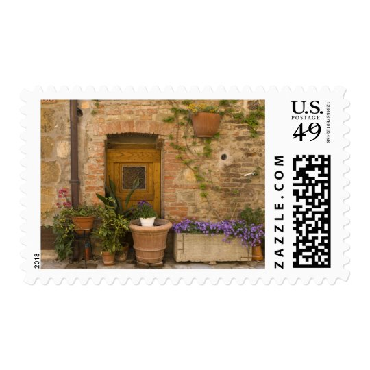 Montefollonico, Val d'Orcia, Siena province, 2 Postage