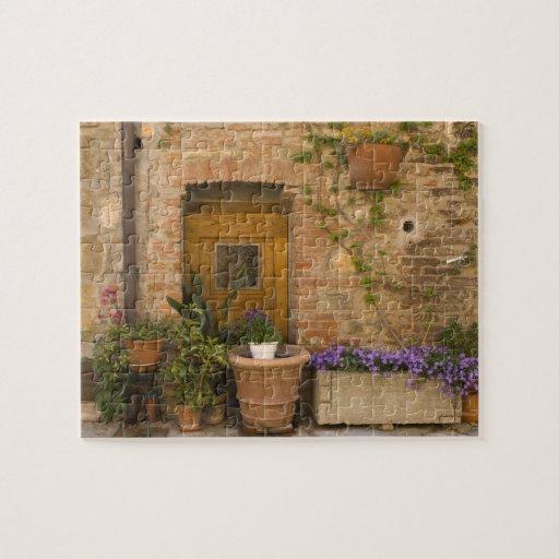 Montefollonico, Val d'Orcia, Siena province, 2 Puzzle