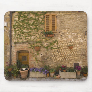 Montefollonico, Val d'Orcia, Siena province, Mouse Pad