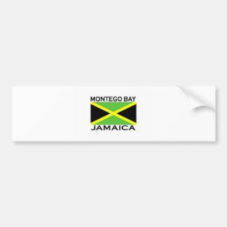 Montego Bay Jamaica Bumper Stickers