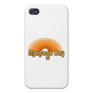Montego Bay Jamaica Cover For iPhone 4