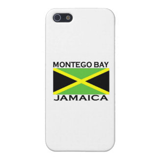 Montego Bay Jamaica Case For iPhone 5