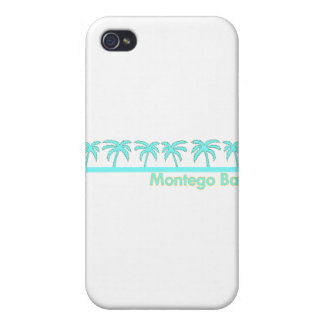 Montego Bay Jamaica Case For iPhone 4