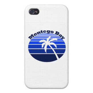 Montego Bay Jamaica Covers For iPhone 4