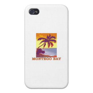 Montego Bay Jamaica iPhone 4/4S Cover