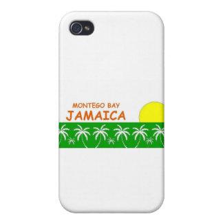 Montego Bay Jamaica iPhone 4/4S Cases