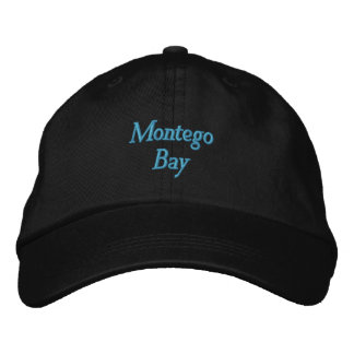 Montego Bay, Jamaica personalizó el gorra Gorra De Béisbol