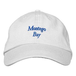 Montego Bay, Jamaica personalizó el gorra Gorros Bordados