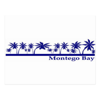 Montego Bay, Jamaica Postcard