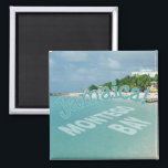 """Montego Bay Jamaica Travel Photo Souvenir Magnet<br><div class=""""desc"""">Tip: dated travel magnets are a great way to chronicle your travels and Zazzle makes it easy to add a date.</div>"""