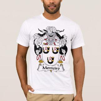 Monteiro Family Crest T-Shirt