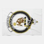 Monteith Clan Badge Kitchen Towels