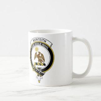 Monteith Clan Badge Mugs
