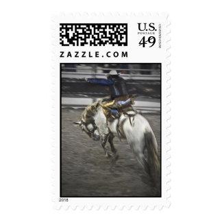 Móntelos sello del vaquero