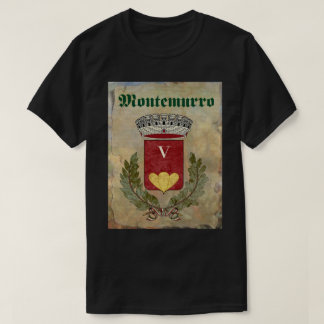 Montemurro T-Shirt Souvenir