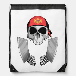 Montenegrin Chef 2 Backpack