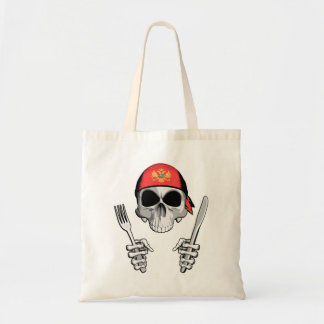 Montenegrin Chef 4 Tote Bags