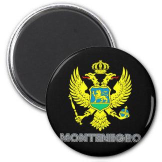 Montenegrin Emblem Magnet