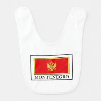Montenegro Baby Bib