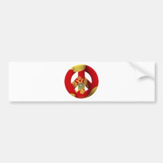Montenegro Bumper Sticker