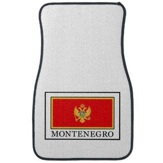 Montenegro Car Floor Mat