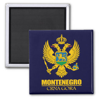Montenegro COA Magnet