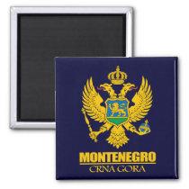 Montenegro COA Refrigerator Magnet