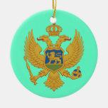 MONTENEGRO* Custom Christmas Ornament