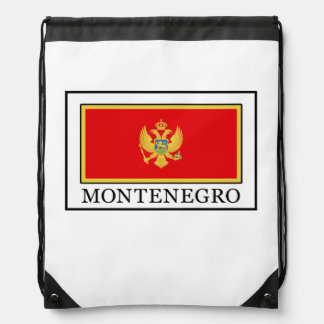 Montenegro Drawstring Backpack