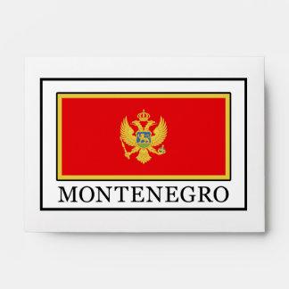 Montenegro Envelope