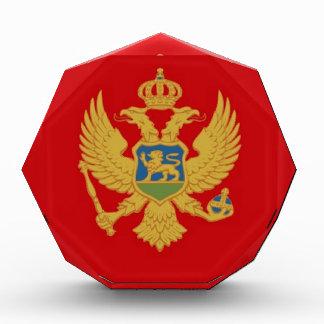 Montenegro Flag Awards