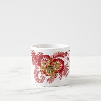 Montenegro Flag Espresso Cup
