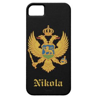 Montenegro Flag iPhone SE/5/5s Case