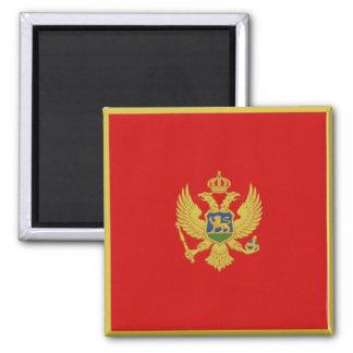 Montenegro Flag Magnet