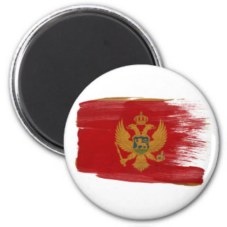 Montenegro Flag Magnets